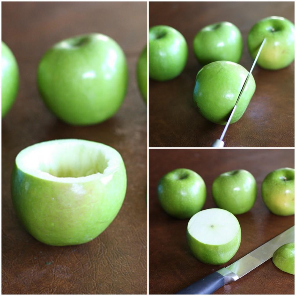 Pita u jabuci - postupak izrade.