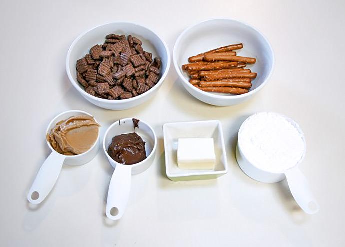 Čokoladne šišarke - brzo i lako: materijal i izrada.