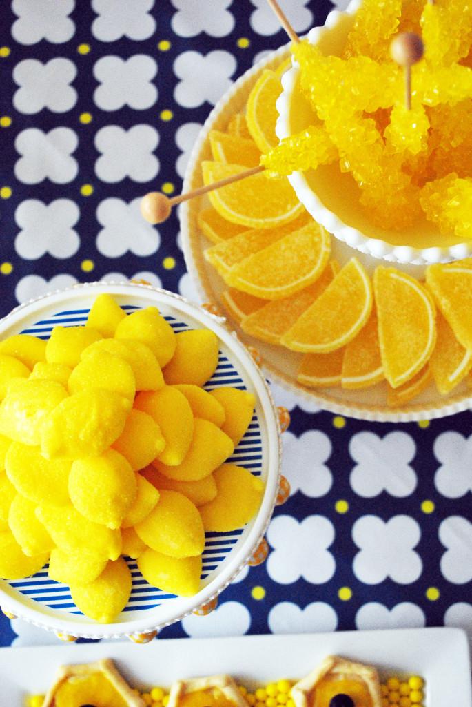 Kolači slatki limun.