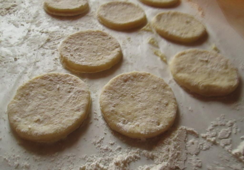 Krofne od krompira - postupak izrade.
