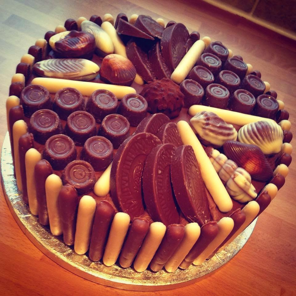 Torta čokoladni greh.