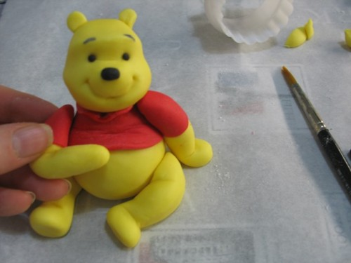 Winnie the Pooh od fondana.