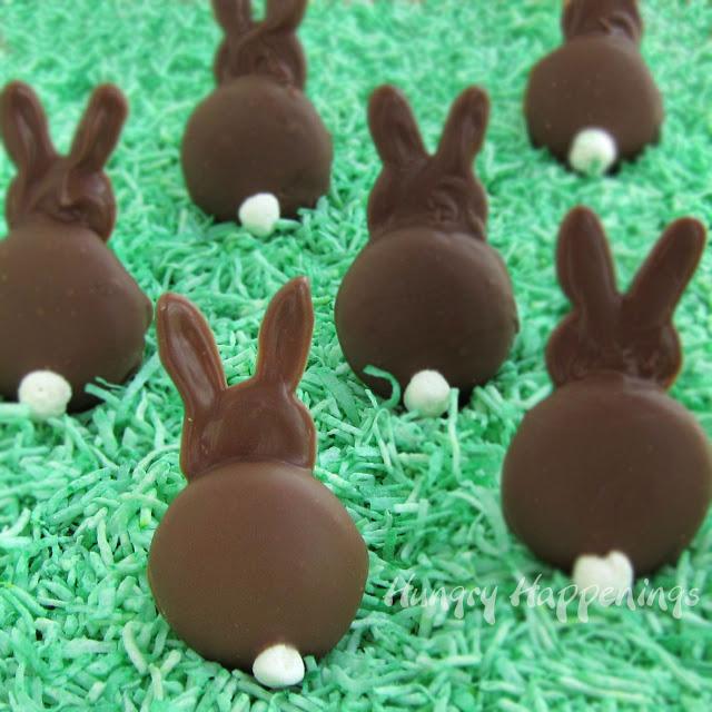 Čokoladni zečići.