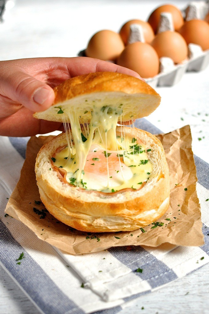 Neobični sendvič.