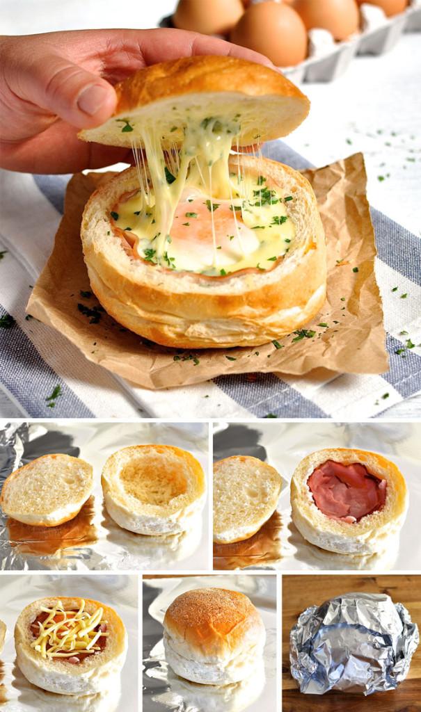Neobični sendviči.