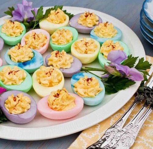 Šarena jaja.