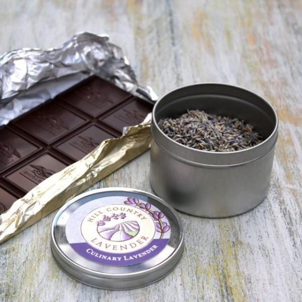 Sladoled od lavande i čokolade - potreban materijal