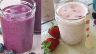 Domaći voćni jogurt - recepti.