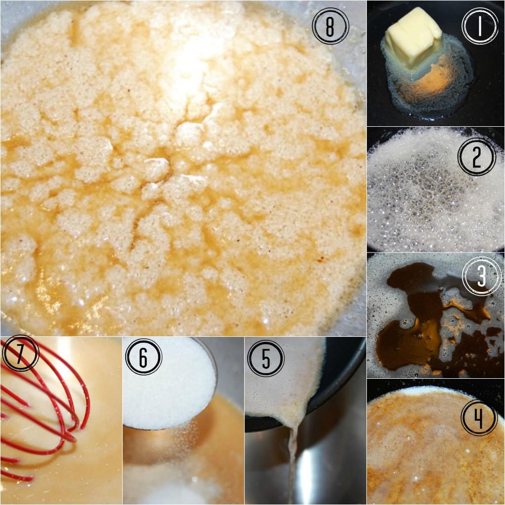 Bundeva i cimet-slatki hleb: priprema.