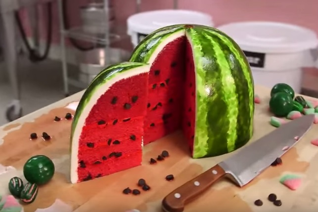 Torta lubenica.