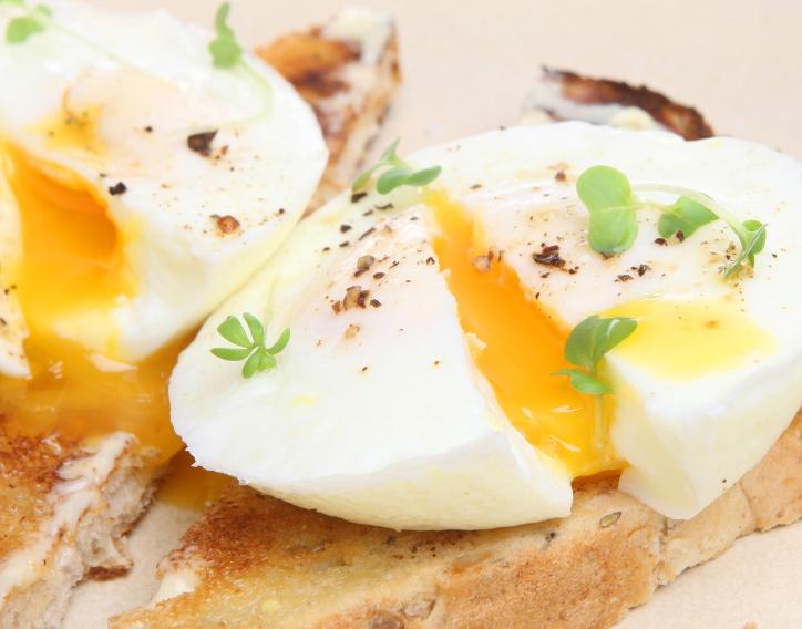 Poširana jaja recept 2