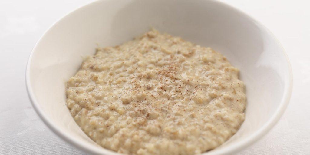 Рецепт каши геркулесовой на молоке пошагово