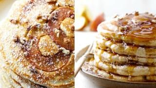 Američke palačinke sa jabukama - kreativni recepti.