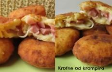 Krofne od krompira - kreativni recepti.
