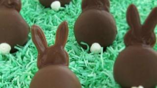 Čokoladni zečići - kreativni recepti.