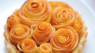 Kreativni recepti: pita Ruže od jabuka.