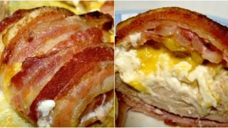 Piletina u slanini - kreativni recepti.